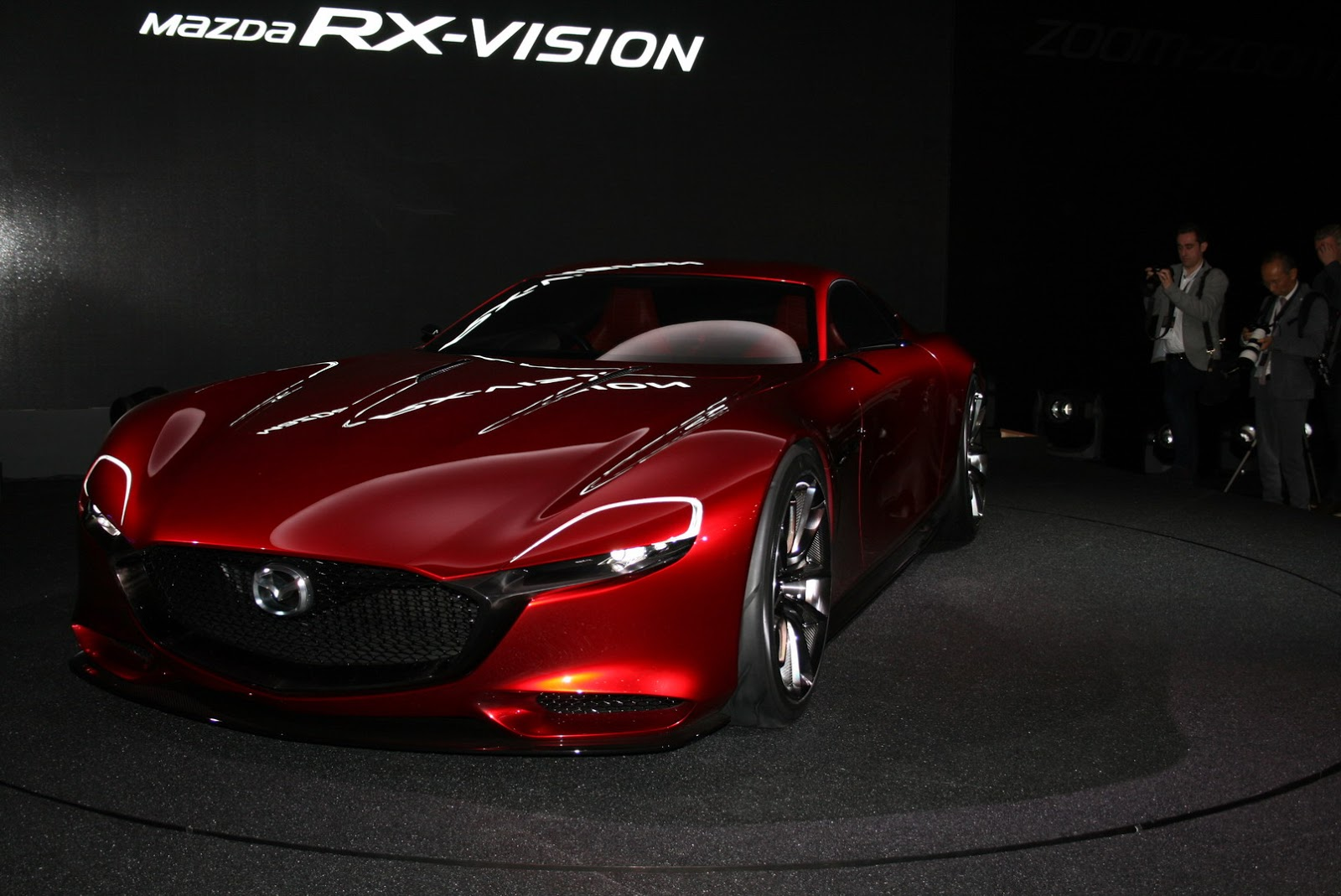 Mazda Rx 9 To Go On In 2020 400hp Skyactiv R Engine 2 9k Lbs Pics