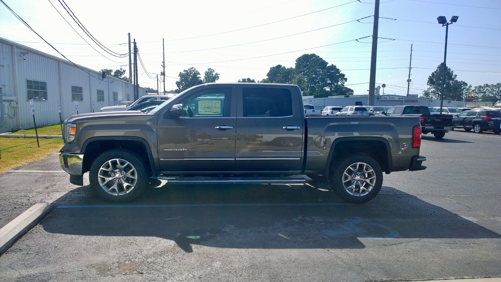 """Gmc Sierra With Leveling Kit >> Rough Country 2"""" or 2.5"""" leveling kit guys inside! - 2014 / 2015 / 2016 / 2017 / 2018 Chevrolet ..."""