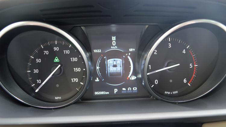 2016 Land Rover Range Rover Sport Td6 Turbodiesel 3.0L V6 254HP $67K ...