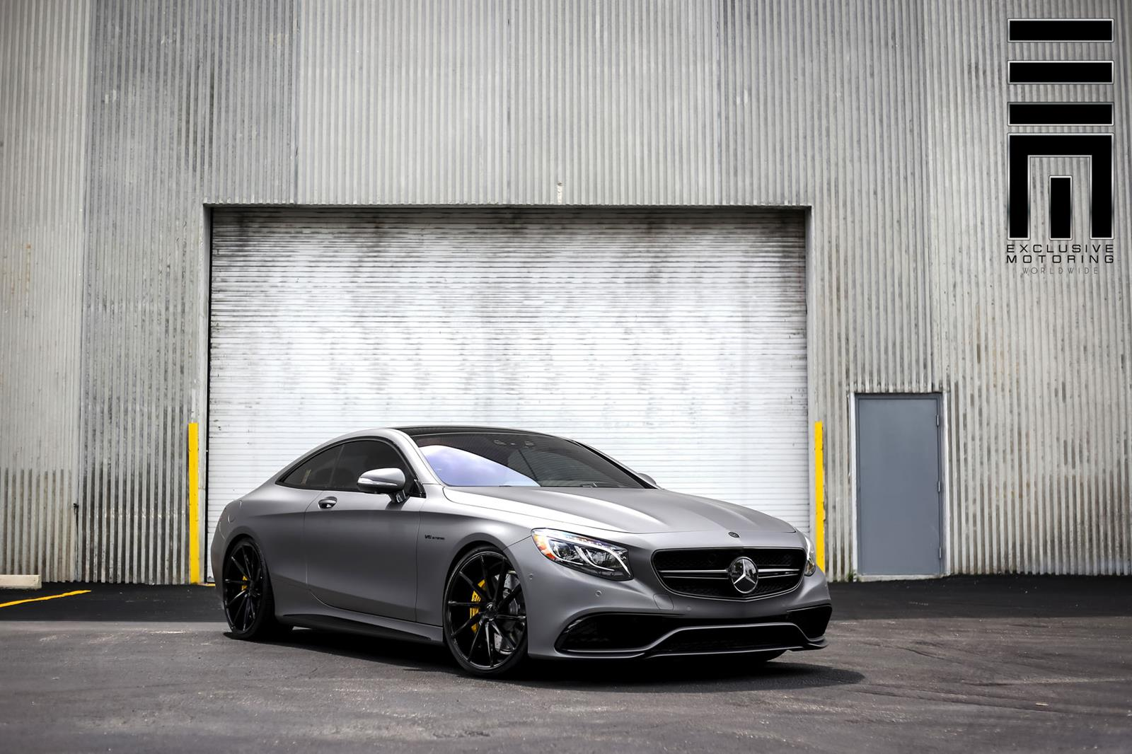 985 HP Mansory Mercedes S63 AMG Coupe Diamond Edition Sounds Like