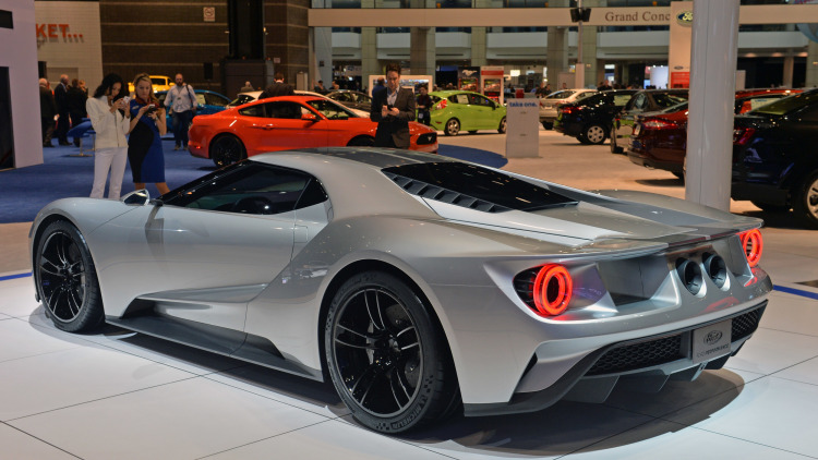With The  Ford Gt Rumored To Cost Around  An Anonymous Insider Says That The Company Is Taking A Very Exclusive Approach In Deciding Who Gets