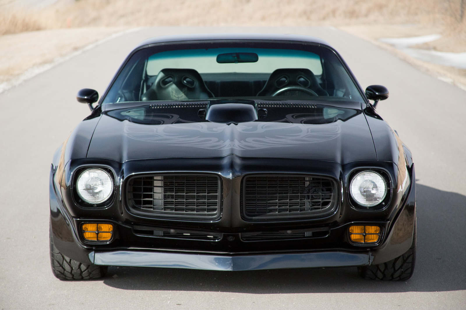 Restored 1973 7.5-Litre Pontiac Firebird Trans Am Looking For An ...
