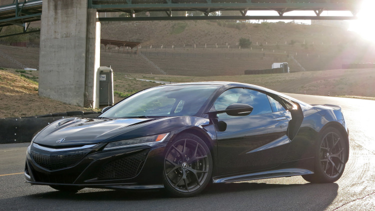 The 2017 Acura NSX will cost $156K: Pics